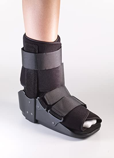 boot for broken foot