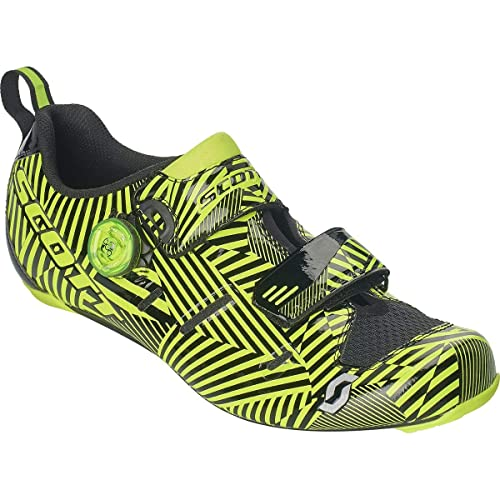 Amazon.com: Scott Tri Carbon - Zapatillas de ciclismo para ...