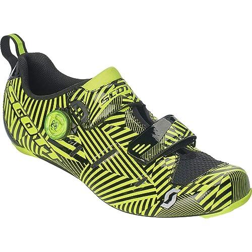 Amazon.com: Scott Tri Carbon - Zapatillas de ciclismo para ...