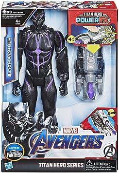 Oferta amazon: Avengers - Titan Hero FX Black Panther (Hasbro E3306105)