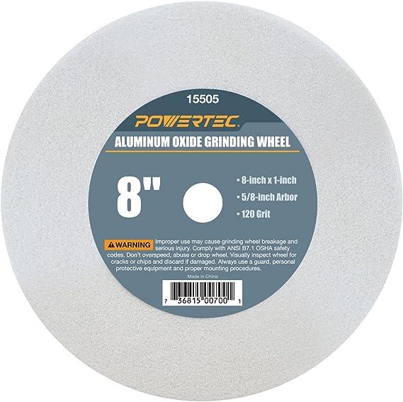 Flaring Cup Wheel 84 Pack Hardness Grade P 5//8 in Arbor Alumina Oxide
