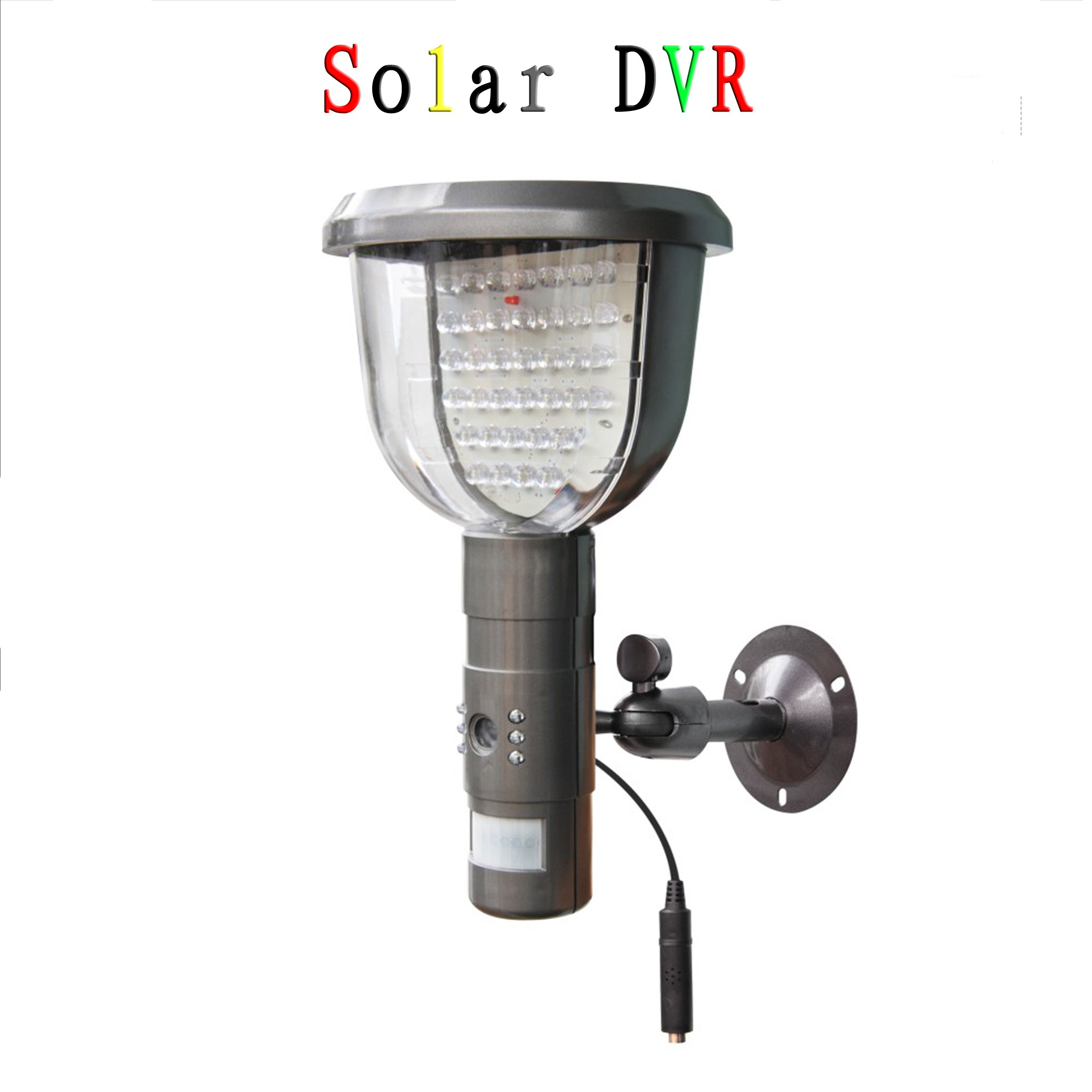 New Landing Solar Power Mini DVR Cctv Camera by New Landing