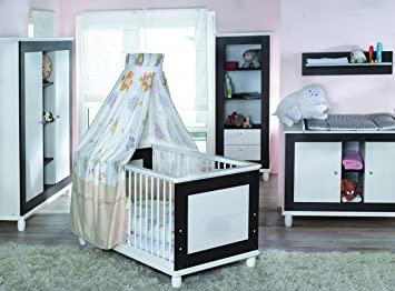 Geuther Kindermöbel 3 Teiliger Schrank Inklusive 2 Kleiderstangen