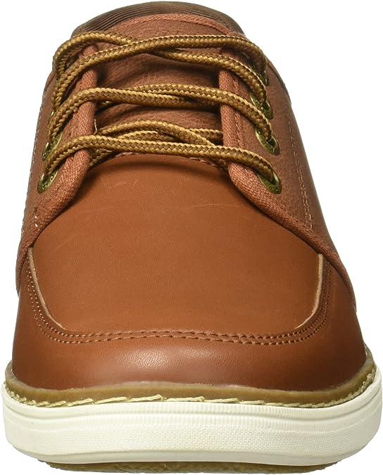 Skechers Lifestyle 65270 Men's Lanson Nelven Shoe, Luggage