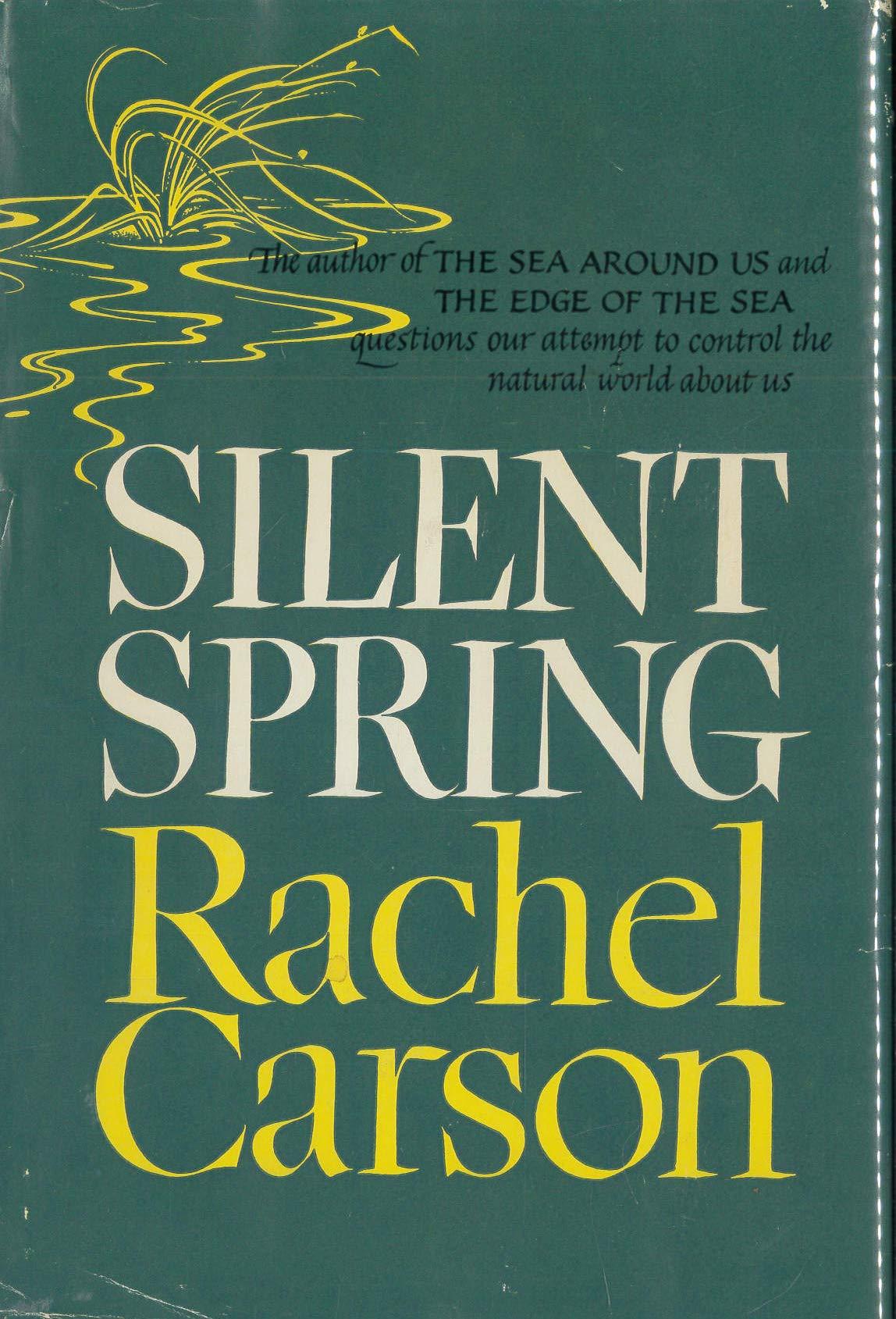 Image result for silent spring rachel carson