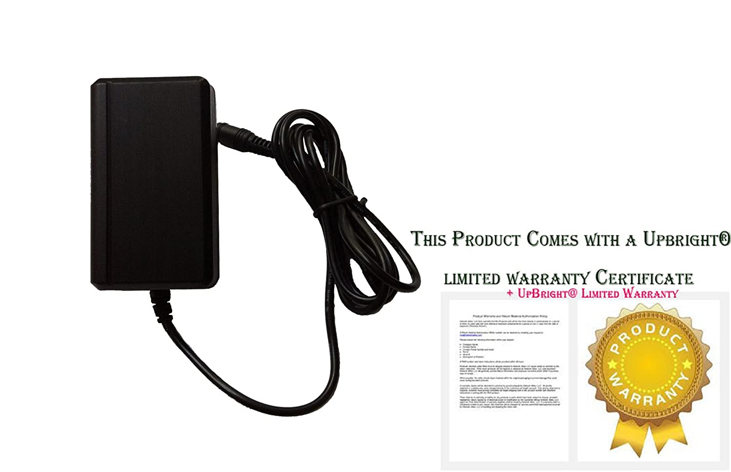 71mgxwfgXvL._SL1500_ amazon com upbright new ac dc adapter for element electronics  at creativeand.co