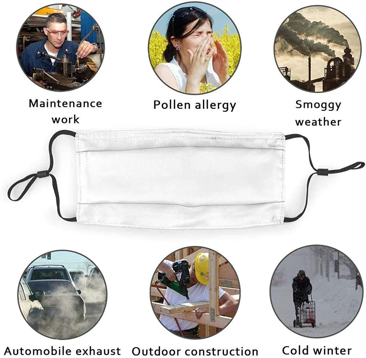 977 So-n-ic and M-ar-io Reusable Face Bandana Breathable Mouth Coverings Balaclava Scarf for Outdoor