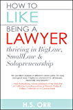 How to Like Being a Lawyer: Thriving in BigLaw, SmallLaw & Solopreneurship (English Edition)