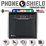 Mission Darkness Non-Window Faraday Bag for Phones - Device Shielding for Law Enforcement, Military, Executive Privacy…