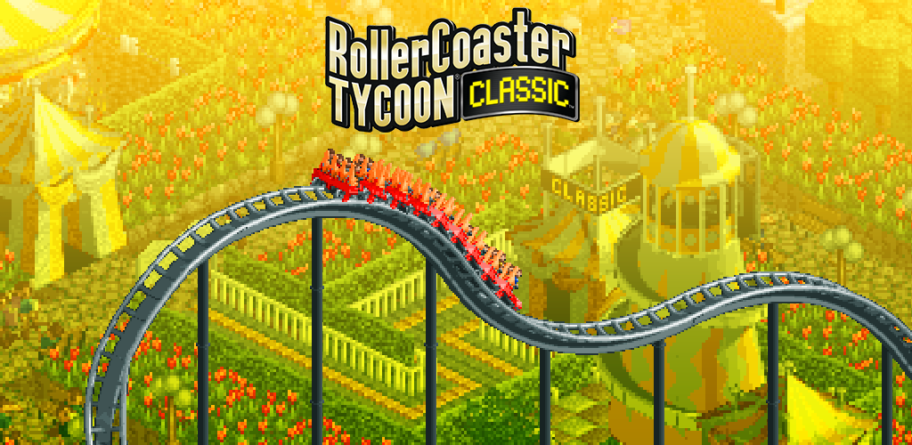 RollerCoaster Tycoon® Classic: Amazon.com.br: Amazon Appstore