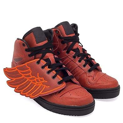 sports shoes d3b87 7a524 Image Unavailable. Image not available for. Color adidas Originals Mens Jeremy  Scott ...