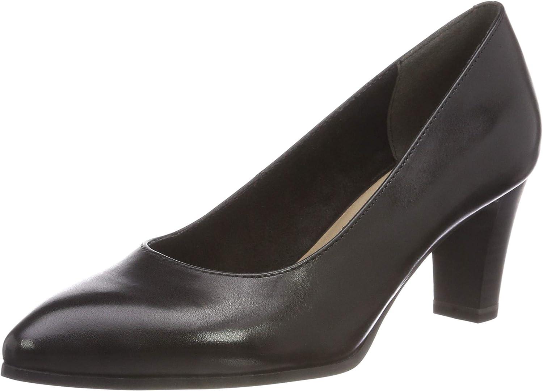 TALLA 37 EU. Tamaris 22422-21, Zapatos de Tacón para Mujer
