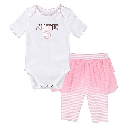 e52f9c6d9 Amazon.com   NBA Newborn NBA Newborn Cutie Dancer Tutu Legging Set ...
