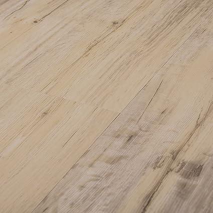 BerryAlloc Dreamclick Pro River Oak White 5mm Luxury Vinyl Plank