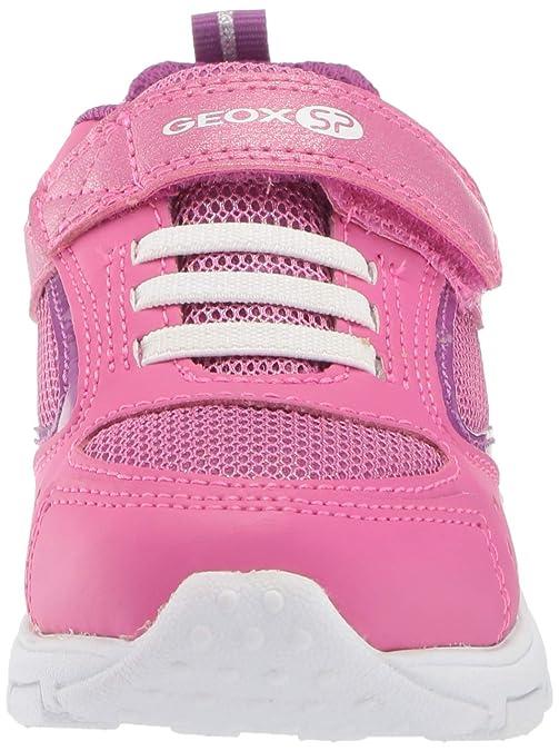 Scarpe sport GEOX per Bambina J928HA 054GN J NEW TORQUE C8095 FUCHSIA
