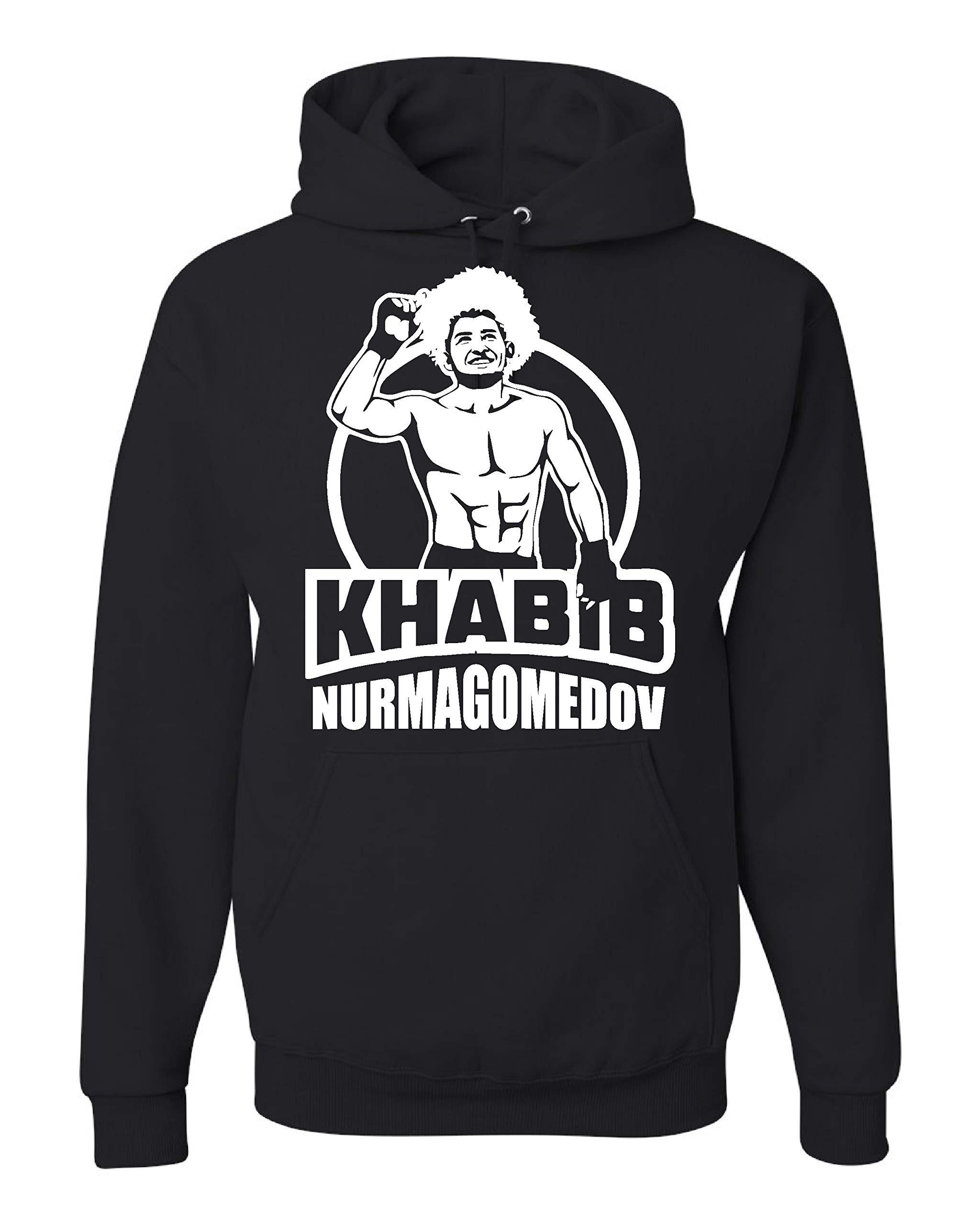 Khabib Nurmagomedov Ufc Hooded Shirts