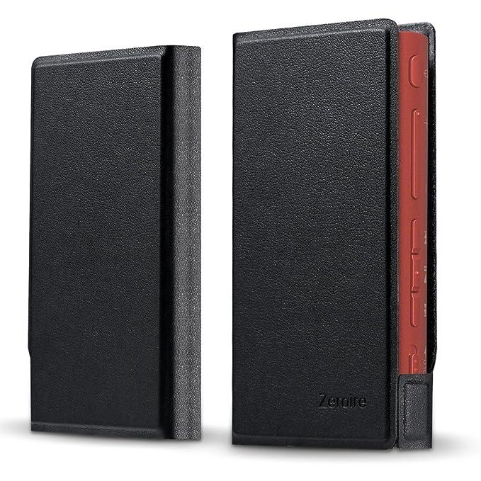 Zeroire Sony WALKMAN A45 A47 A50シリーズ対応 ソフトレザーケース [60日間返金保障] SONY CKS-NWA40 NW-A47 / NW-...