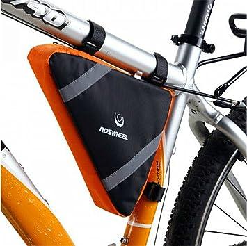 West ciclismo MTB/BMX bicicleta bolsa triángulo marco ciclismo ...