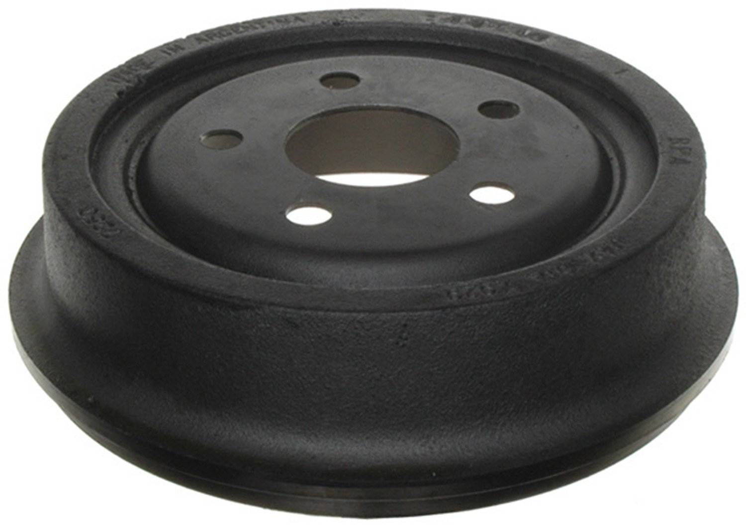 ACDelco 18B298A Advantage Rear Brake Drum