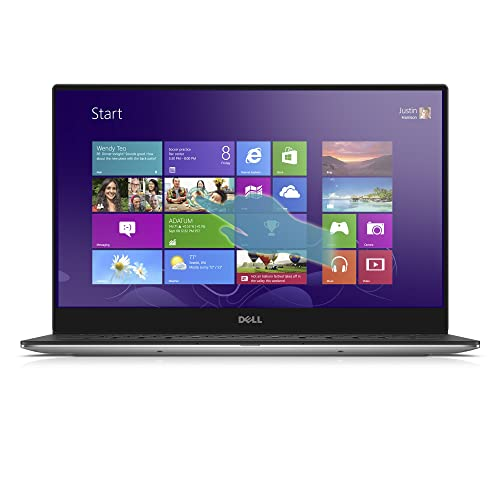 Dell XPS 13 13.3-Inch Touchscreen Laptop