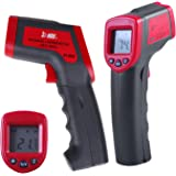 HDE ® Temperature Gun Infrared Thermometer w/ Laser Sight