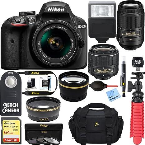 Review Nikon D3400 24.2 MP