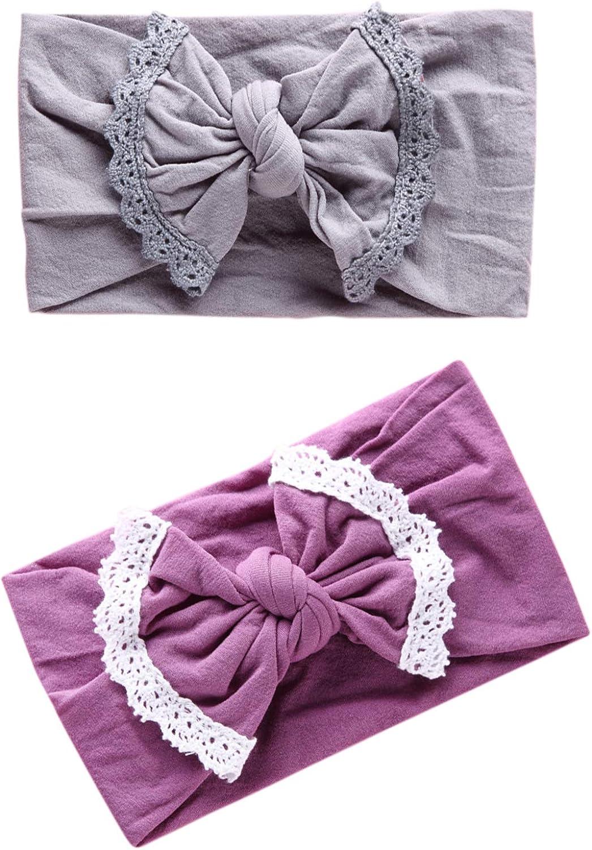 COUXILY Fascia Head Wrap Fascia elastica in nylon per berretti da neonato per neonati