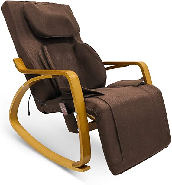 Furgle Massage Chair w/Air Compress 3D Shiatsu Massage