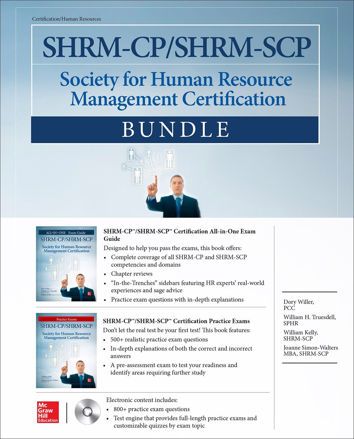 Buy Shrm Cpshrm Scp Certification Bundle All In One Book Online