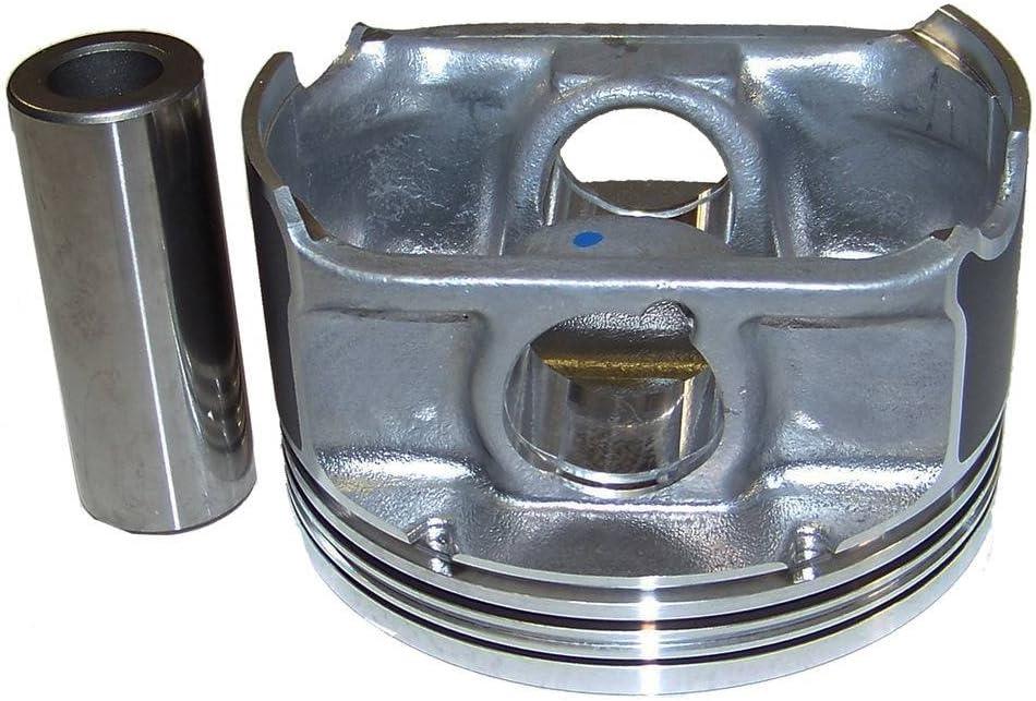 DNJ P3136 Standard size Complete Piston Set For 04-12 Saturn Aura 3.6L V6 DOHC