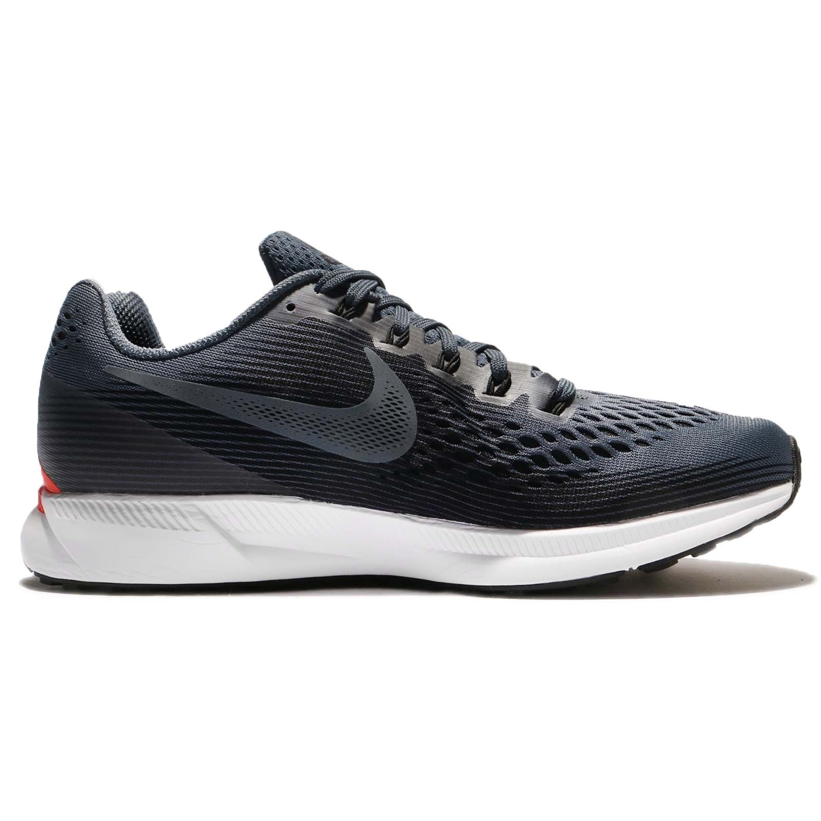 Nike Women's Air Zoom Pegasus 34 Running Shoes-Blue Fox/Black-5 by Nike (Image #2)