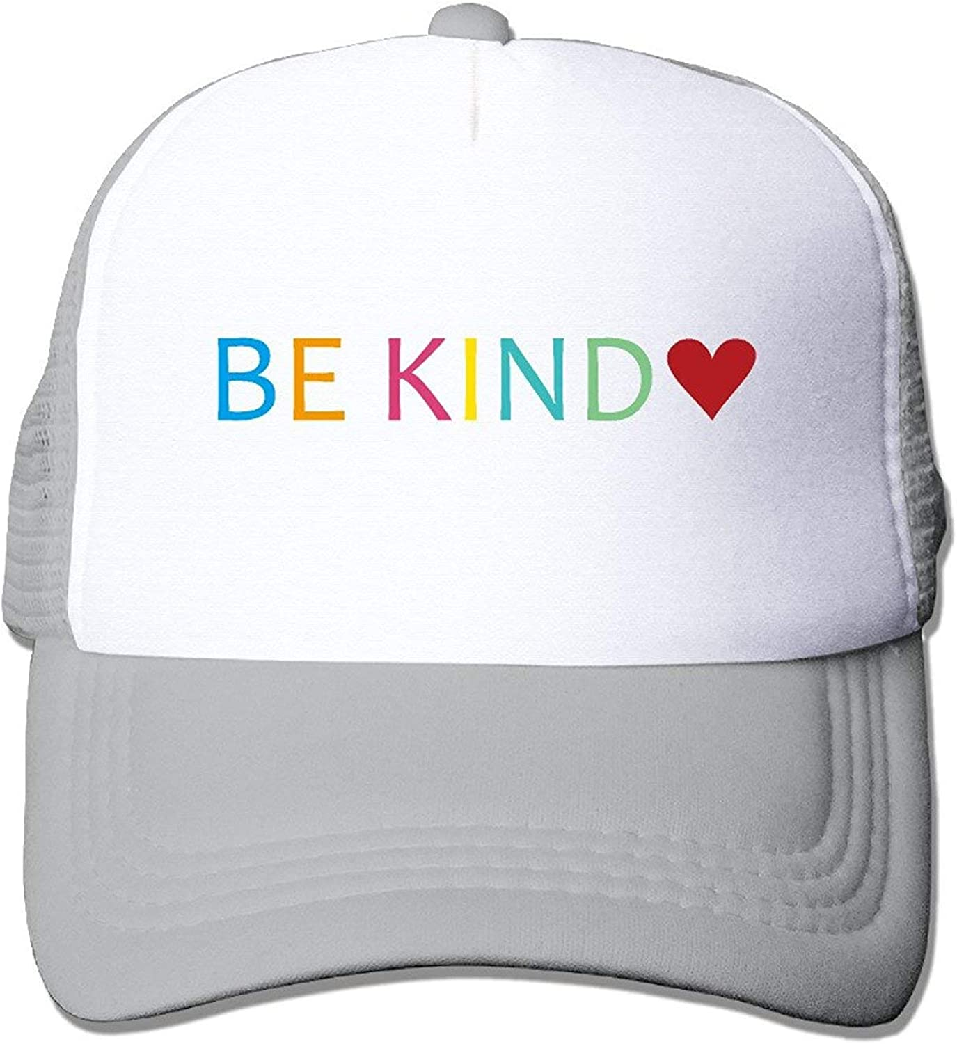 CONAWES Be Kind Heart Kindness Love Trucker Hat