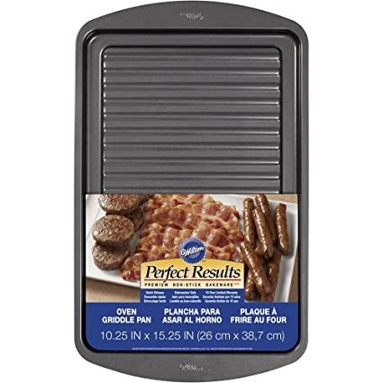 Wilton 2105-6080 Perfect Results Oven Griddle Pan