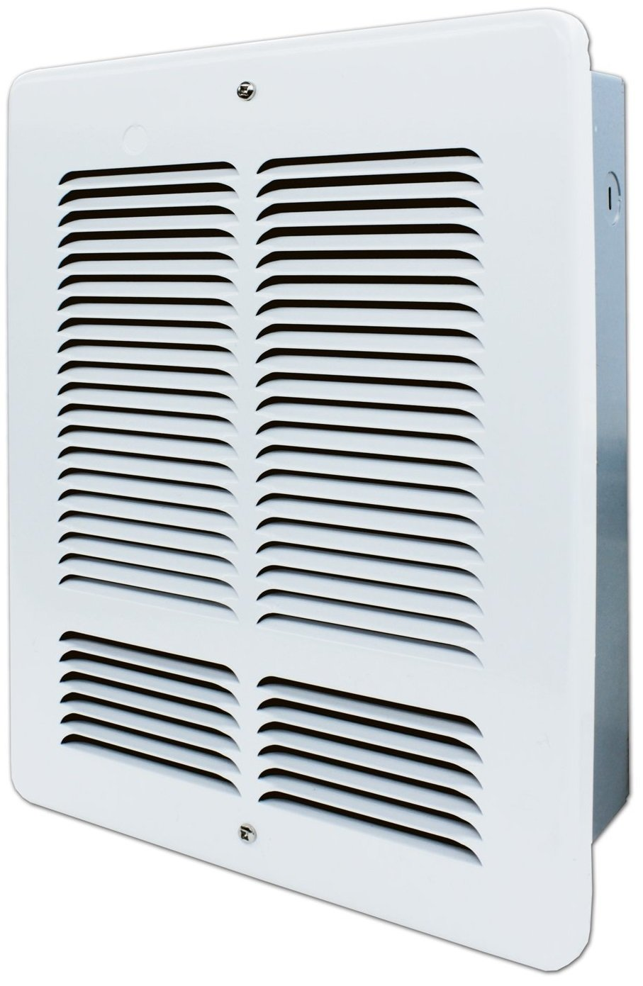King Electric W1215 W Wall Heater 120 Volt White Floor Heating Furnace 110 Wiring Registers