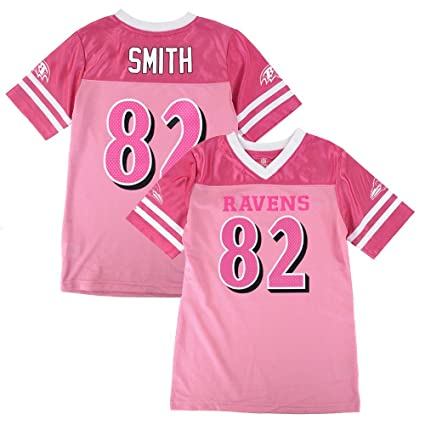 half off a0214 f7bce Amazon.com : Outerstuff Torrey Smith NFL Baltimore Ravens ...