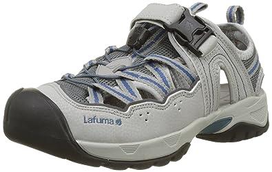 cfeafb62c833d Lafuma Ld Kallady - Chaussures de Randonnée Basses Femme - Gris (Mercury  Grey Deep