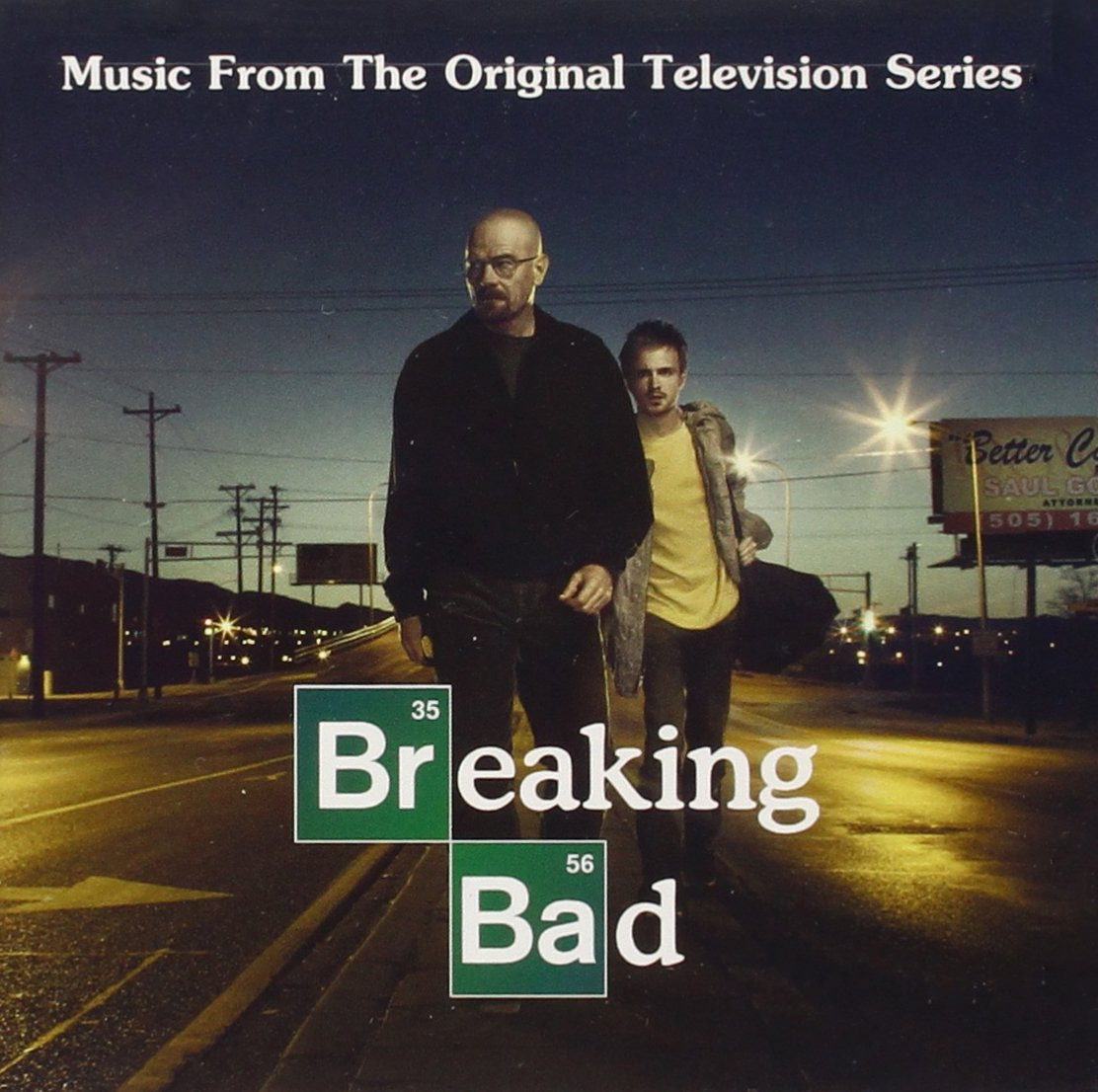 Music from the Original Series Breaking Bad by CD