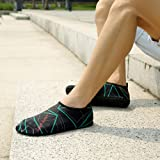 Womens Flexible Flats - Active Lifestyle Footwear - Water Sports Shoes-for comfort and high heel relief