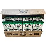 Mild Pepperoni Sticks Bulk Box, 72 x 22g Caddies by Great Canadian Meat, Meat Stick Snacks, Bulk Pepperoni Sticks Box for Car