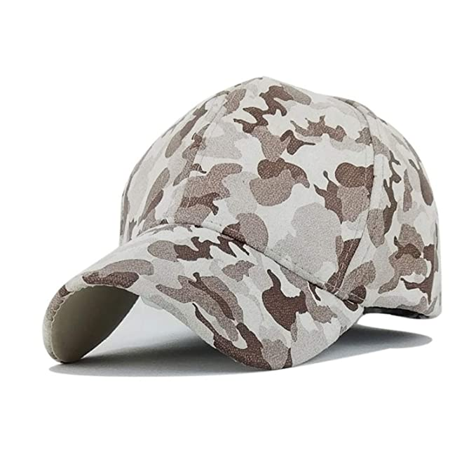 Browning Outdoor Tactical Camouflage PU Baseball Caps Custom Face Cap for Boys Women Men Gorra Camuflaje Hats at Amazon Mens Clothing store: