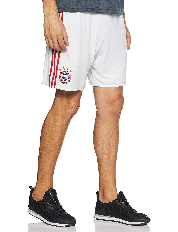 FC Bayern München Shorts Gr. S, adidas climacool, rot