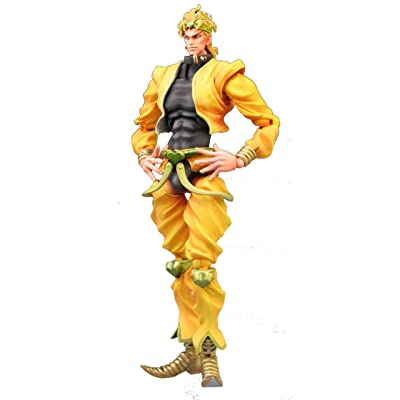 """JoJo's Bizarre Adventure"" Part Three 11.DIO Super Figure moving (Hirohiko Araki Specify Color) (reproduction) (japan import): Juguetes y juegos"