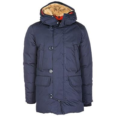 Holubar Parka Herrenjacke Jacke Herren blu EU XL (UK XL
