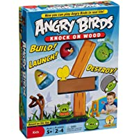 RIVOXX Angry Birds Knock on Wood Game Mattel