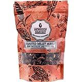Monsoon Harvest: Toasted Millet Muesli, Breakfast Cereal - Dark Chocolate & Orange Peel, 250 Grams