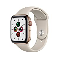 Deals on Apple Watch Series 5 GPS + Cellular 40mm SmartWatch