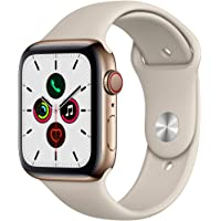 Apple Watch Series 5 44mm GPS + Cellular Smartwatch