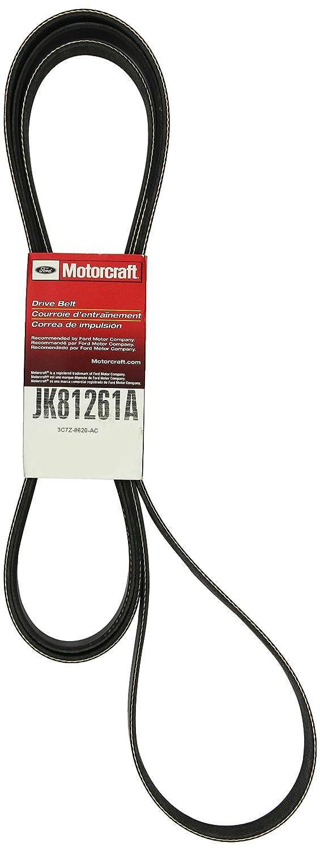 Motorcraft JK81261A V-Ribbed Belt