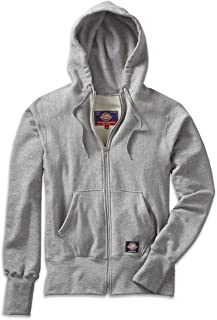 product image for S Curve Full Zip Hoodie in Looped French Terry