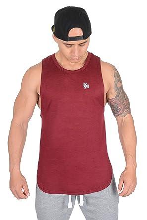 4eda72ec427202 Amazon.com  YoungLA Sleeveless Shirts Men Muscle Workout Tank Tops  Bodybuilding Running 309  Clothing